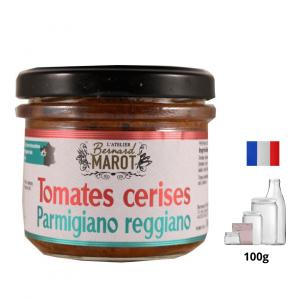Tomates parmi
